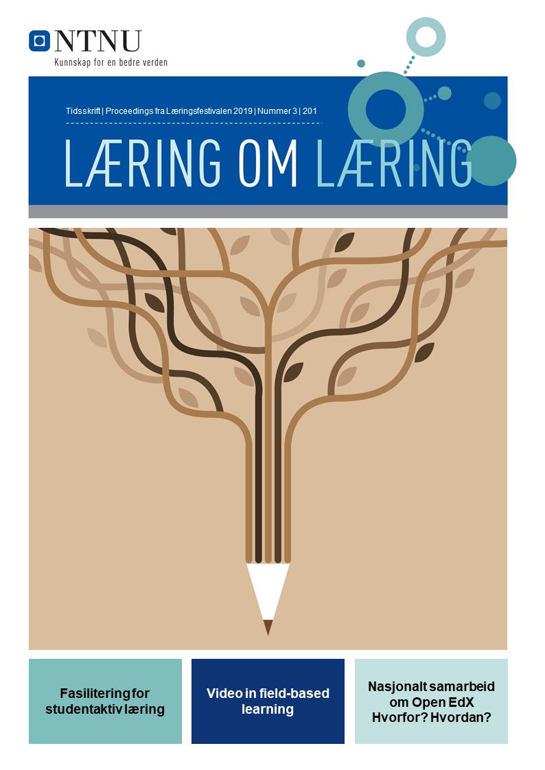 View Vol. 3 No. 1 (2019): Proceedings fra Læringsfestivalen 2019