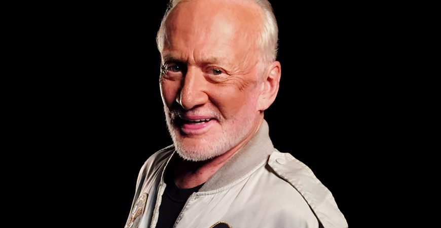 Buzz Aldrin Portrait 2015 by Christina Korp