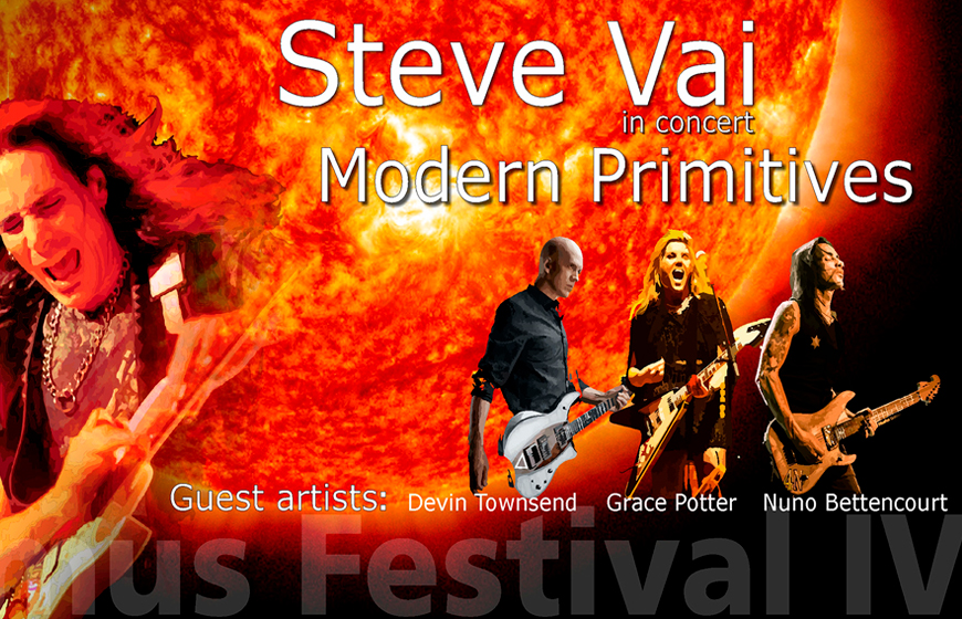Concert: Modern Primitives