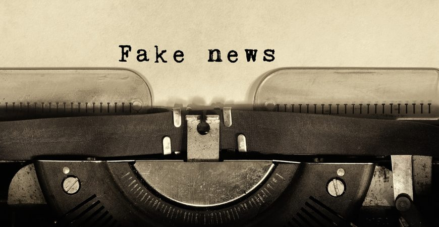 The Era of Post-truth and fake news Photo: thinkstock.com