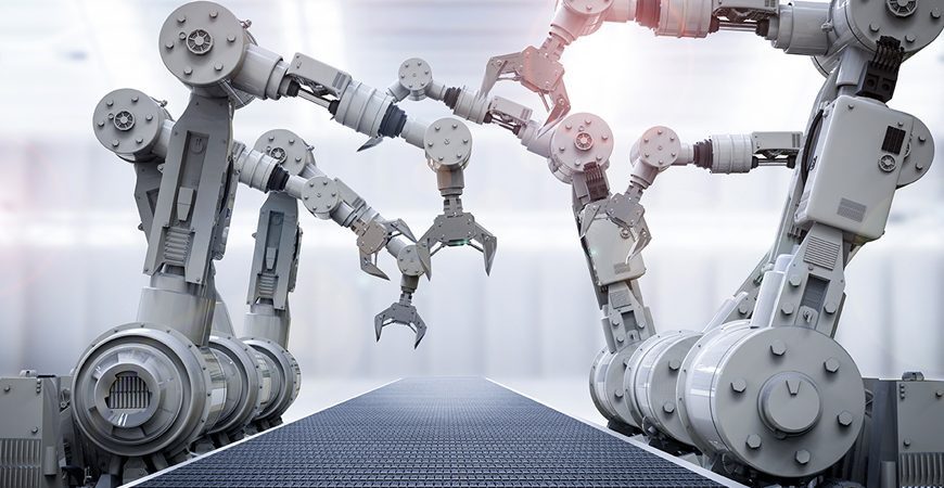 Work in the Age of Robots Photo: Thinkstock.com