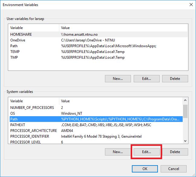 Openstack CLI on Windows - SkyHigh - NTNU Wiki