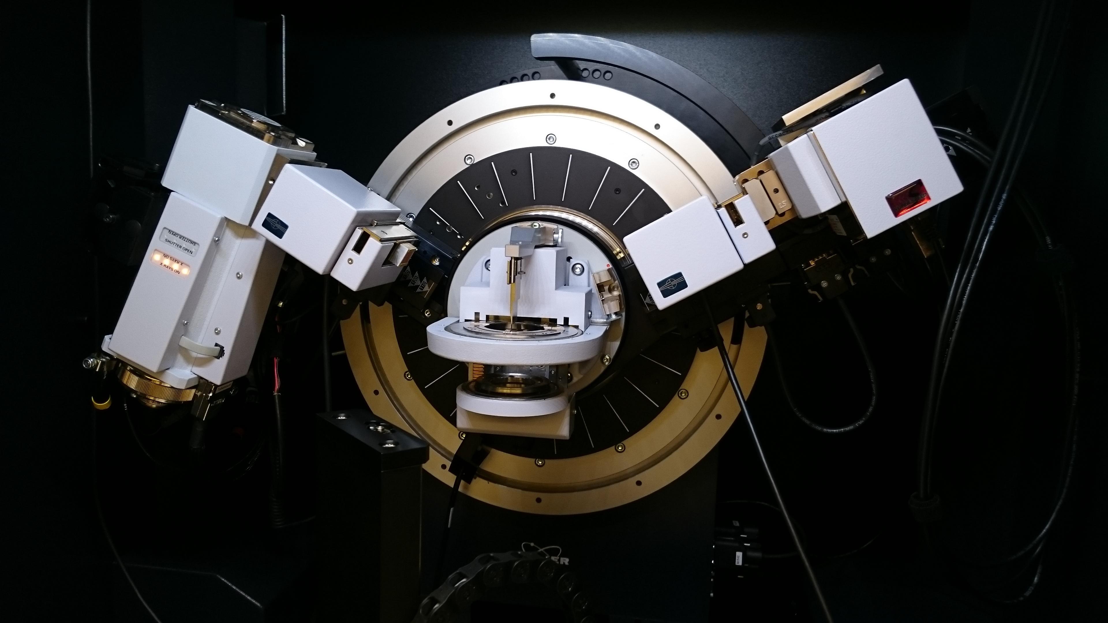 Routine Powder Diffraction Quot Da Vinci 1 Quot Department Of
